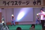 水門通り祭りキッズダンスコンテスト出場