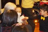 2月20日 老人ホームダンス訪問