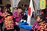 蒲田クリスマスパレードイベント出演