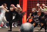 2015年2月7日 羽田空港節分イベント出演